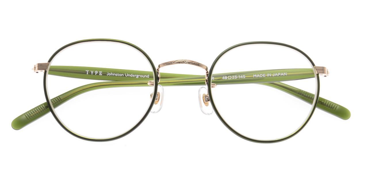 画像6: 書体から生まれた眼鏡ブランドTYPEから新しく2モデル発売