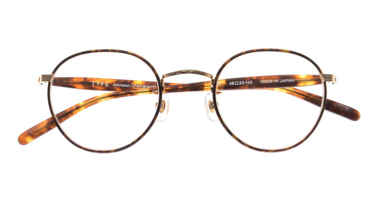 画像3: 書体から生まれた眼鏡ブランドTYPEから新しく2モデル発売