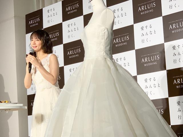 画像3: 吉岡里帆さんにインタビュー!理想の結婚式や男性像とは?