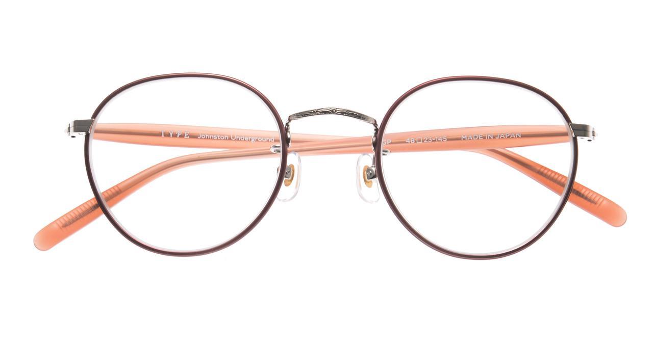画像5: 書体から生まれた眼鏡ブランドTYPEから新しく2モデル発売