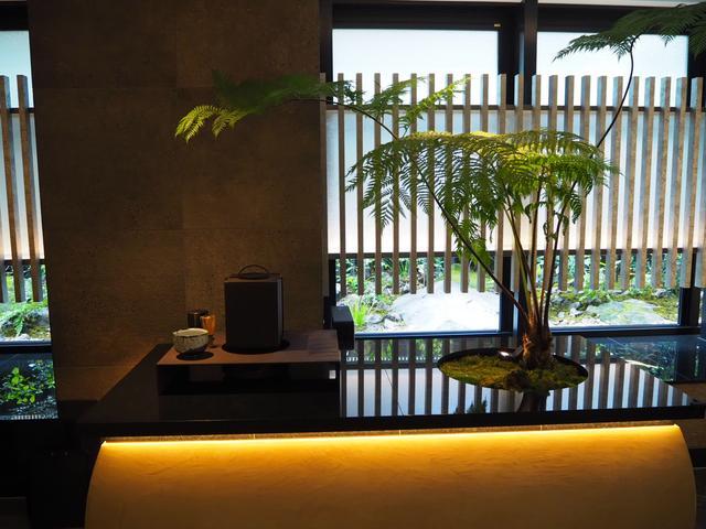 画像: コンセプトは「茶の心と京の美を五感でご堪能いただけるホテル」