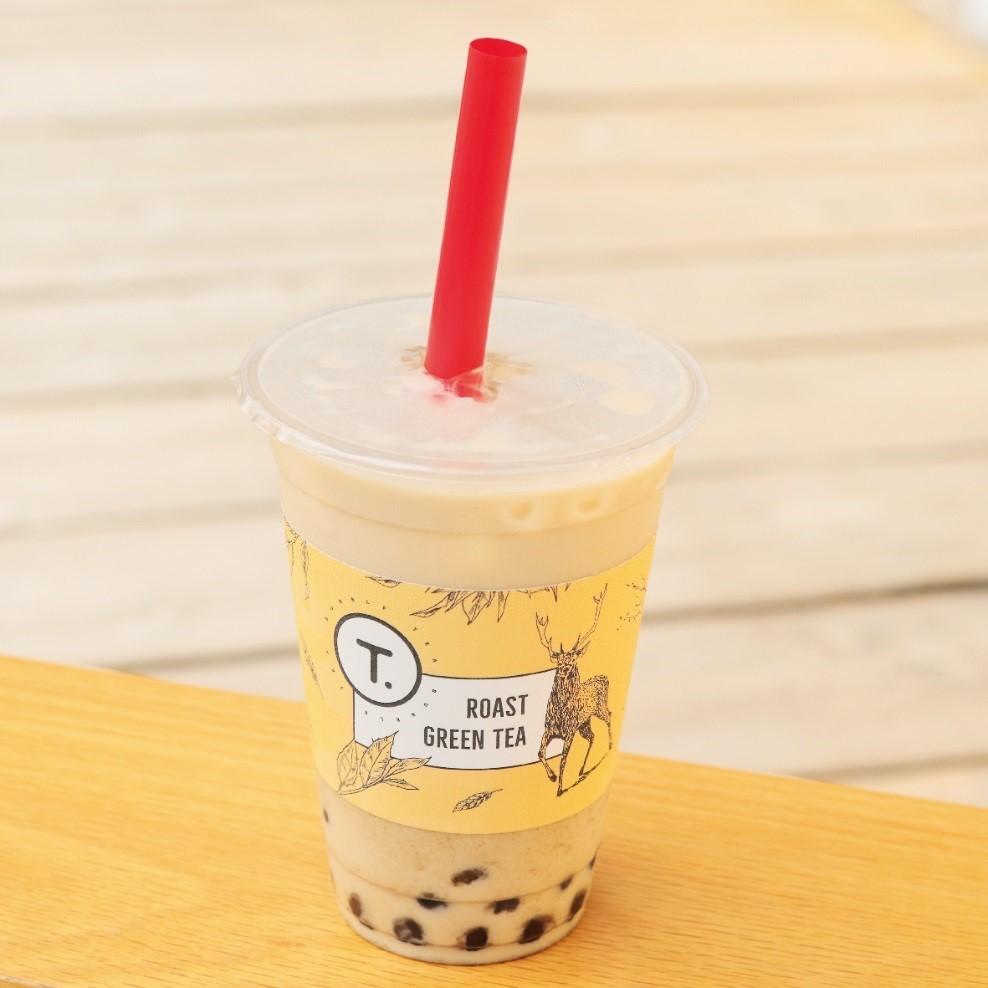画像1: ならまちで話題のタピオカミルクティー専門店「Bubble tea shop T.」がオープン!