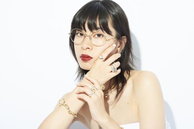 画像5: Zoff×LOVE BY e.m. eyewear collection【Zoff】ジュエリーブランド「LOVE BY e.m.」とのコラボレーション第2弾