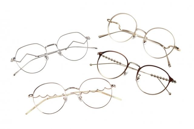 画像2: Zoff×LOVE BY e.m. eyewear collection【Zoff】ジュエリーブランド「LOVE BY e.m.」とのコラボレーション第2弾