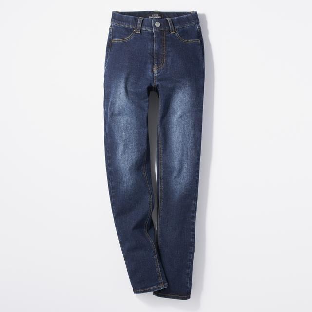 画像3: 穿くだけで太もも・ヒップ-3㎝!?サポートインナー付きジーンズ『SECRET LINE』がライトオンより新発売