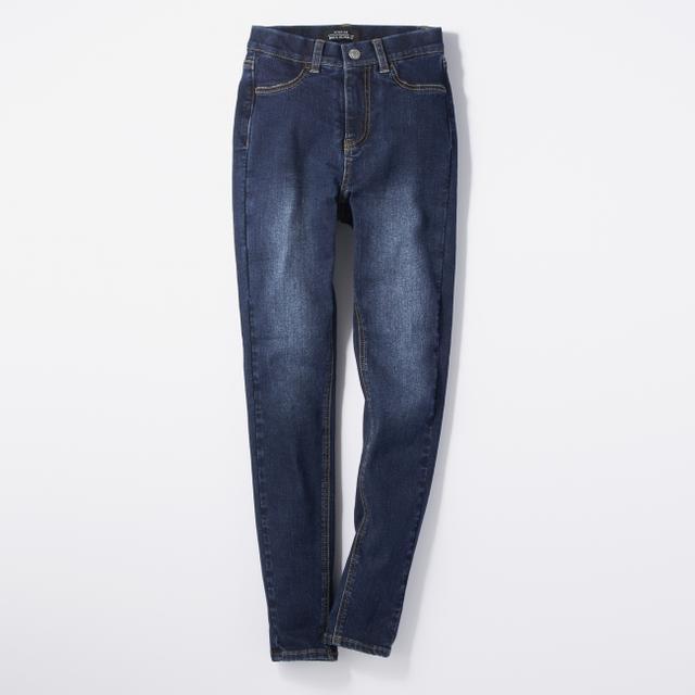画像7: 穿くだけで太もも・ヒップ-3㎝!?サポートインナー付きジーンズ『SECRET LINE』がライトオンより新発売