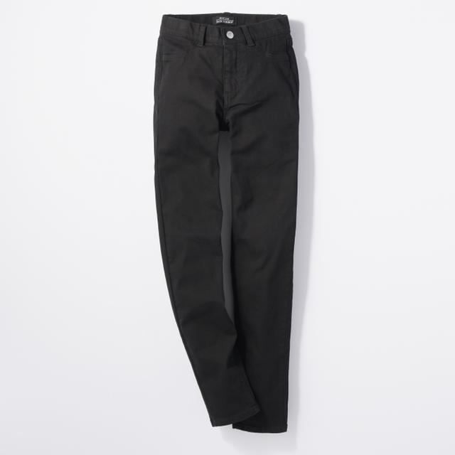 画像5: 穿くだけで太もも・ヒップ-3㎝!?サポートインナー付きジーンズ『SECRET LINE』がライトオンより新発売