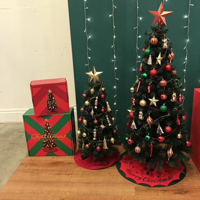 画像: クリスマス  スターターセット(グリーン)100cm¥7,000/150cm¥10,000