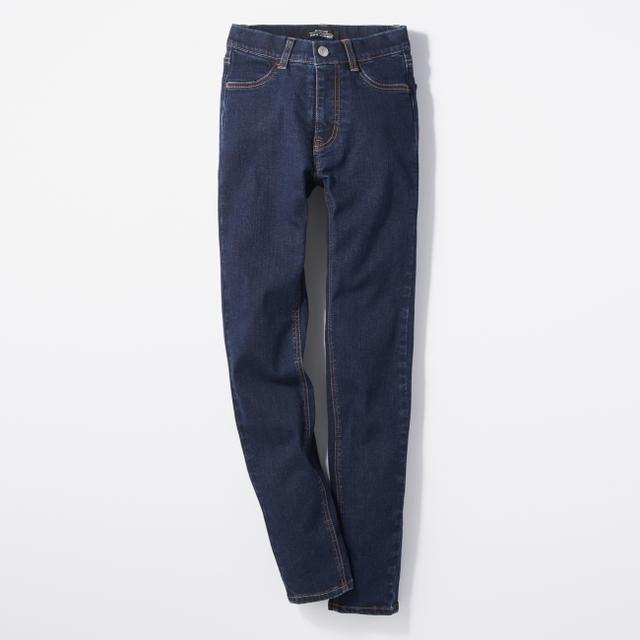 画像4: 穿くだけで太もも・ヒップ-3㎝!?サポートインナー付きジーンズ『SECRET LINE』がライトオンより新発売