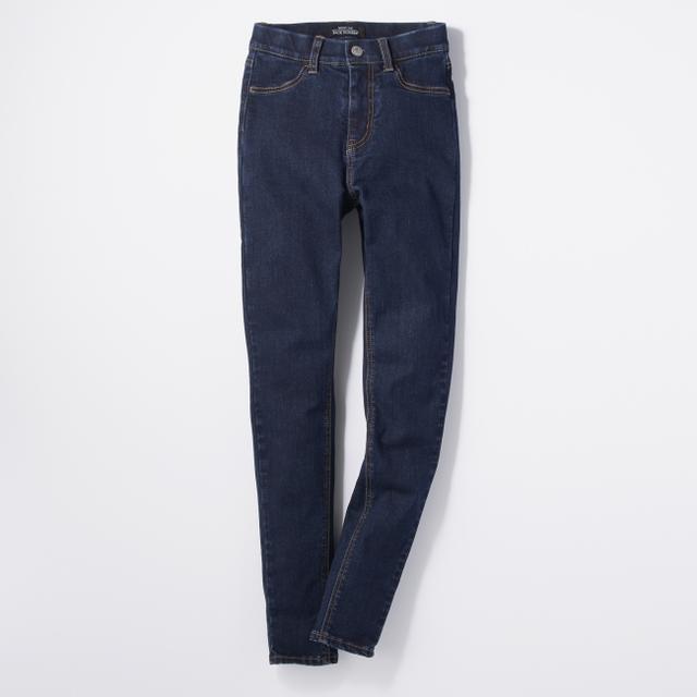 画像8: 穿くだけで太もも・ヒップ-3㎝!?サポートインナー付きジーンズ『SECRET LINE』がライトオンより新発売