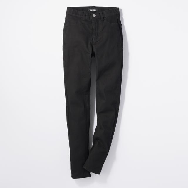 画像9: 穿くだけで太もも・ヒップ-3㎝!?サポートインナー付きジーンズ『SECRET LINE』がライトオンより新発売