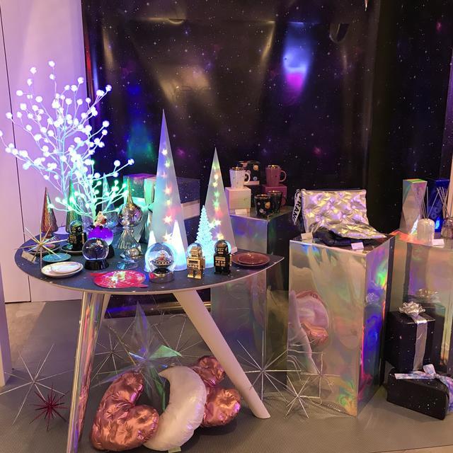 画像1: 【レポート】今年もやっぱりピンクのツリーが気になっちゃう!FrancFranc 「COSMIC CHRISTMAS(コズミッククリスマス)」。
