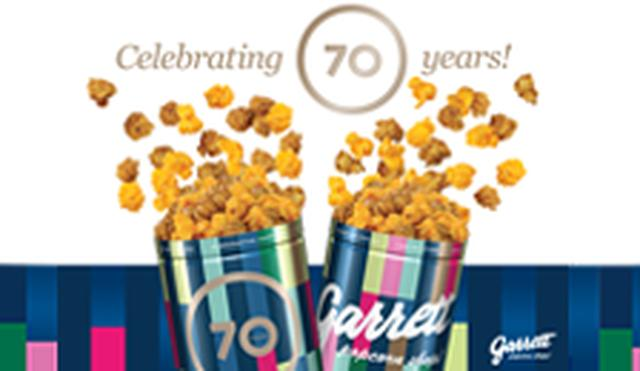 画像: Japan Garrett Popcorn Shops