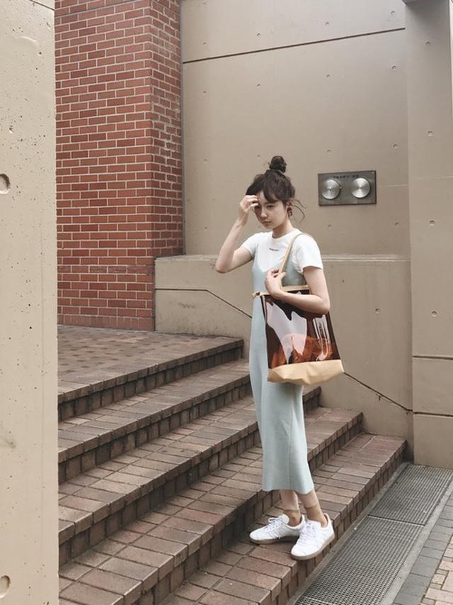 画像: AMO|RUBY AND YOUのTシャツ・カットソーを使ったコーディネート - WEAR