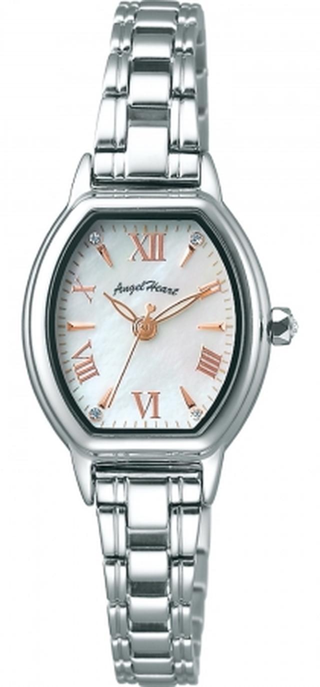 画像8: 腕時計ブランド「エンジェルハート」誕生15周年記念!今大人気のパールを採用した秋冬の新作を発売