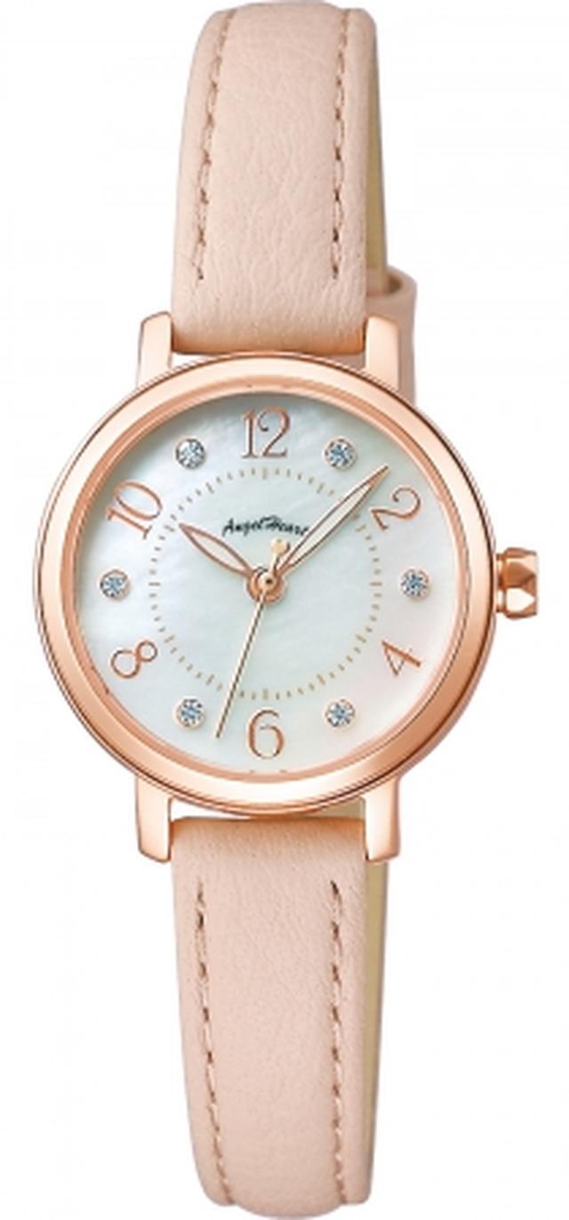 画像5: 腕時計ブランド「エンジェルハート」誕生15周年記念!今大人気のパールを採用した秋冬の新作を発売