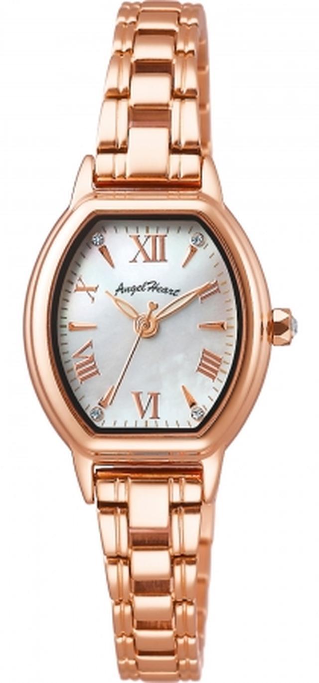 画像7: 腕時計ブランド「エンジェルハート」誕生15周年記念!今大人気のパールを採用した秋冬の新作を発売