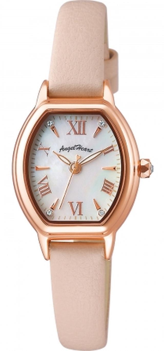 画像9: 腕時計ブランド「エンジェルハート」誕生15周年記念!今大人気のパールを採用した秋冬の新作を発売
