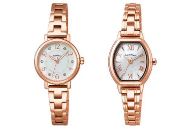 画像2: 腕時計ブランド「エンジェルハート」誕生15周年記念!今大人気のパールを採用した秋冬の新作を発売
