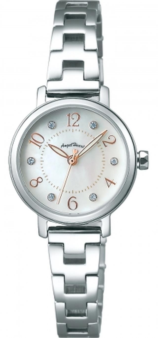 画像4: 腕時計ブランド「エンジェルハート」誕生15周年記念!今大人気のパールを採用した秋冬の新作を発売