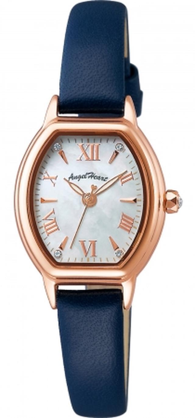 画像10: 腕時計ブランド「エンジェルハート」誕生15周年記念!今大人気のパールを採用した秋冬の新作を発売