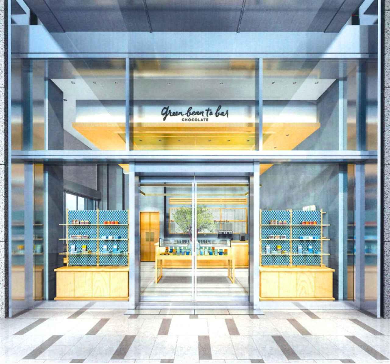 画像5: コレド室町テラスに新店舗 「green bean to bar CHOCOLATE 日本橋店」がオープン