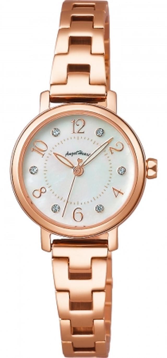 画像3: 腕時計ブランド「エンジェルハート」誕生15周年記念!今大人気のパールを採用した秋冬の新作を発売