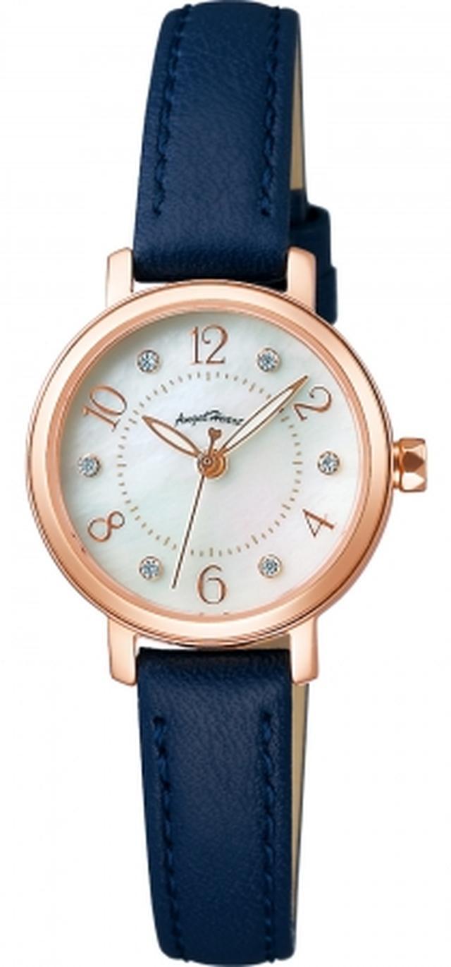 画像6: 腕時計ブランド「エンジェルハート」誕生15周年記念!今大人気のパールを採用した秋冬の新作を発売