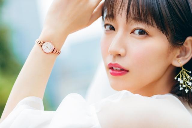 画像11: 腕時計ブランド「エンジェルハート」誕生15周年記念!今大人気のパールを採用した秋冬の新作を発売