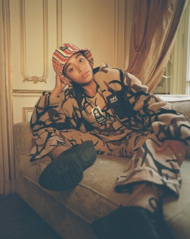 画像1: 「X-girl」とNY発ブランド「MadeMe」のコラボレーションコレクションが発売