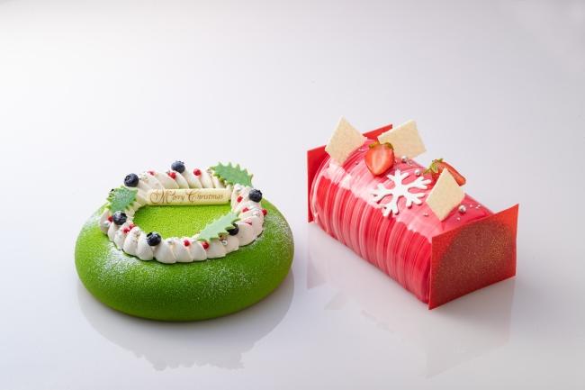 画像1: コンラッド大阪 クリスマスケーキの予約受付がスタート!