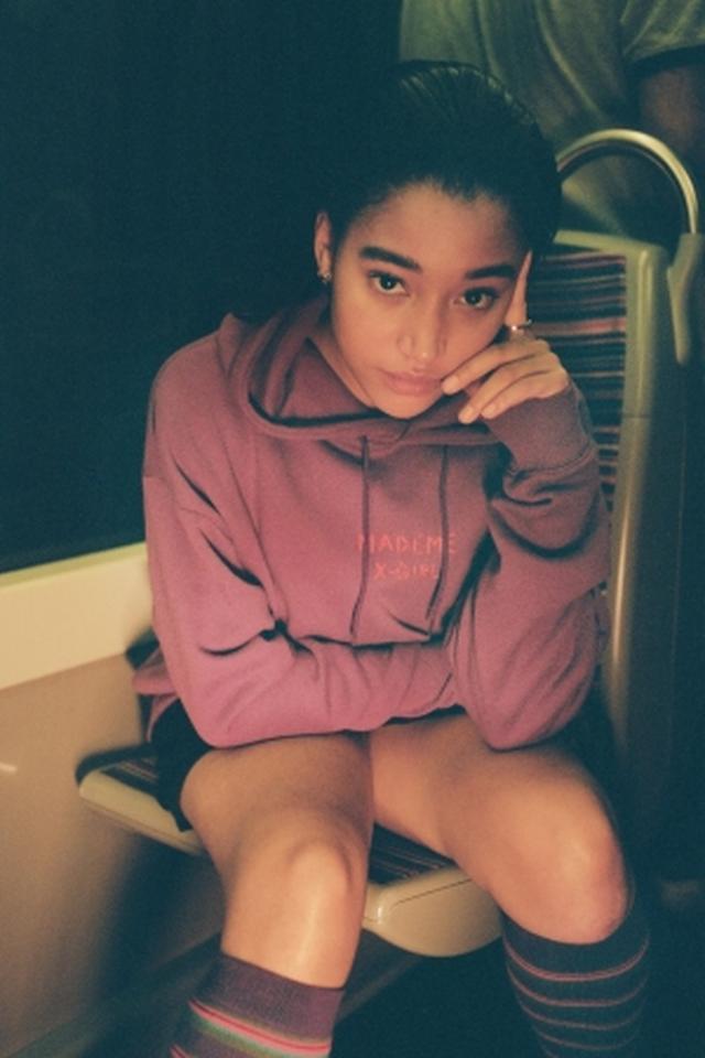 画像4: 「X-girl」とNY発ブランド「MadeMe」のコラボレーションコレクションが発売