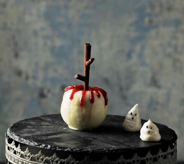 """画像5: 【品川プリンスホテル】 """"魔女が作る毒りんご""""をイメージした4種のハロウィーンスイーツを販売"""