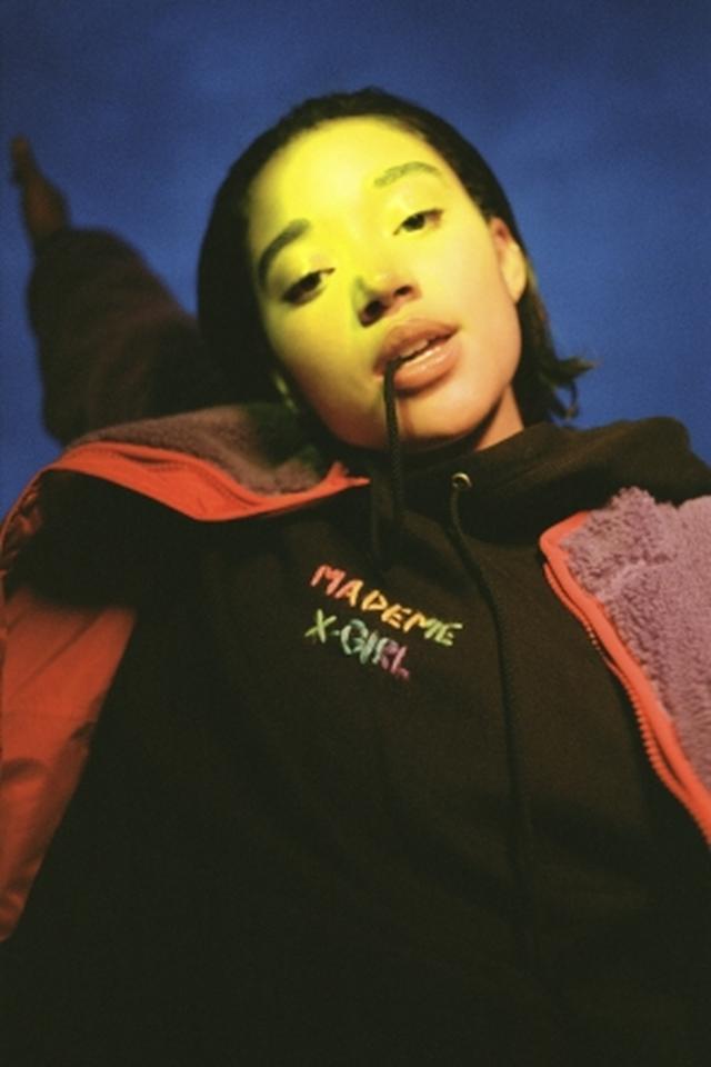 画像3: 「X-girl」とNY発ブランド「MadeMe」のコラボレーションコレクションが発売