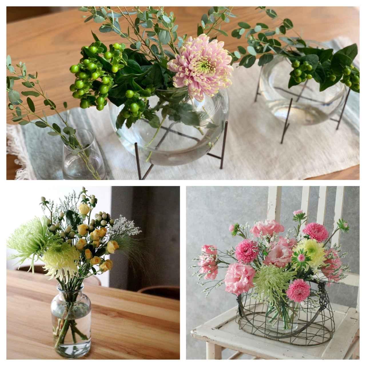 画像1: 自宅で有名クリエイターの教室に通う感覚で花を活ける! レッスン動画+花を定期配送する サブスクリプションサービス「hanaike」提供スタート