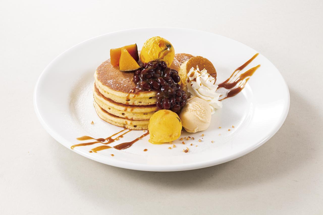画像8: 【デニーズ】季節の新作デザートは芋・栗・かぼちゃ!