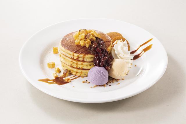 画像6: 【デニーズ】季節の新作デザートは芋・栗・かぼちゃ!