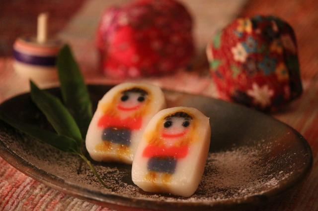 画像1: 郷土菓子例