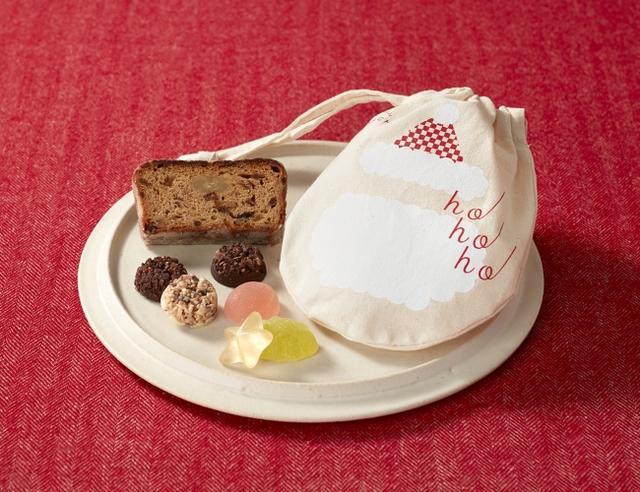 画像13: 【パティスリー キハチ】2019 クリスマスケーキ、限定ポーチに入った伝統菓子「シュトーレン」など可愛いクリスマスギフトも発売