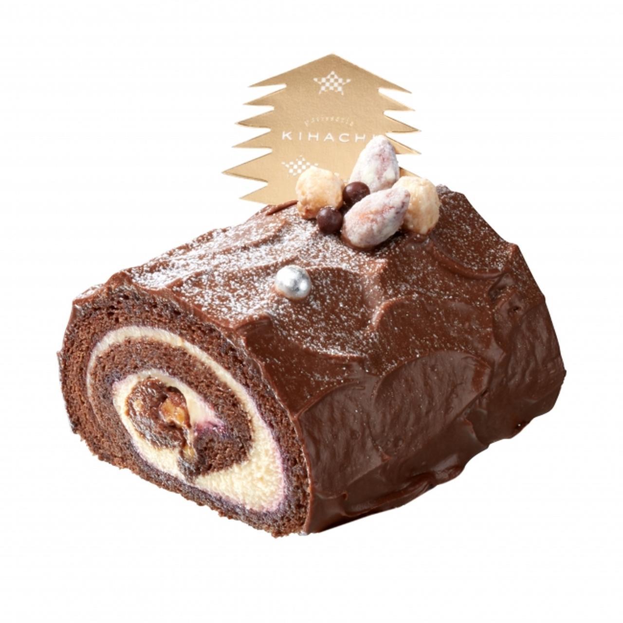 画像8: 【パティスリー キハチ】2019 クリスマスケーキ、限定ポーチに入った伝統菓子「シュトーレン」など可愛いクリスマスギフトも発売