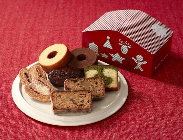 画像12: 【パティスリー キハチ】2019 クリスマスケーキ、限定ポーチに入った伝統菓子「シュトーレン」など可愛いクリスマスギフトも発売