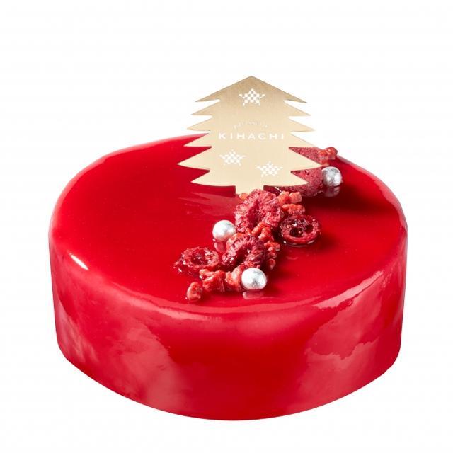 画像6: 【パティスリー キハチ】2019 クリスマスケーキ、限定ポーチに入った伝統菓子「シュトーレン」など可愛いクリスマスギフトも発売