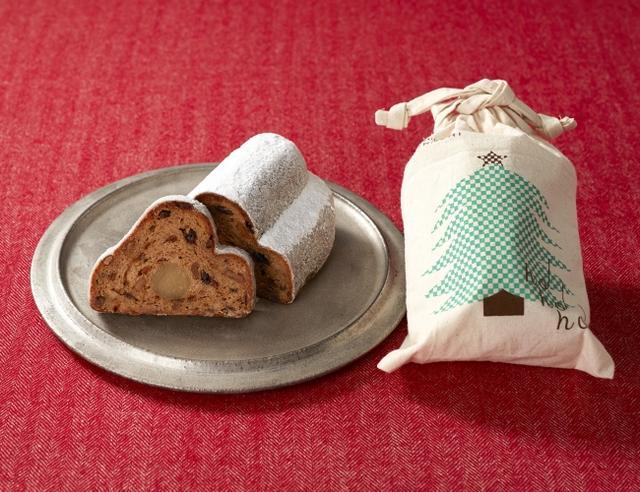 画像11: 【パティスリー キハチ】2019 クリスマスケーキ、限定ポーチに入った伝統菓子「シュトーレン」など可愛いクリスマスギフトも発売
