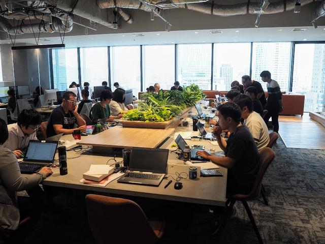 画像2: 集中力、コミュニケーション、生産性UP!新オフィスの全貌