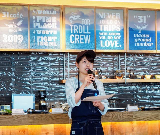 画像3: クリエイティビティを刺激するギャラリーとカフェ