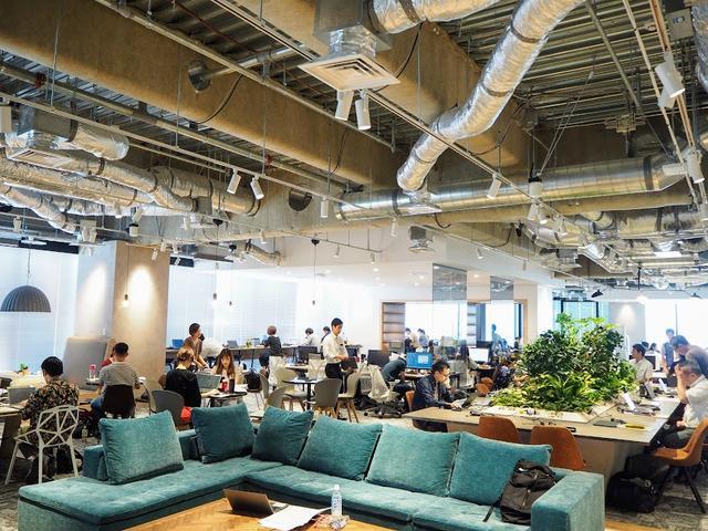 画像1: 集中力、コミュニケーション、生産性UP!新オフィスの全貌