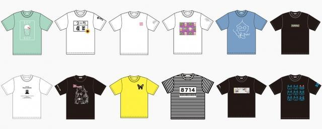 画像3: シタテルとスクエニがアイドルのファッションブランド立ち上げプロジェクトをスタート!