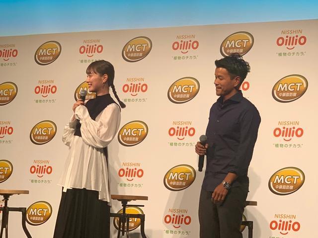 画像: オイル好きの内田理央さん、サッカー日本代表長友選手専属シェフ加藤さんが登場
