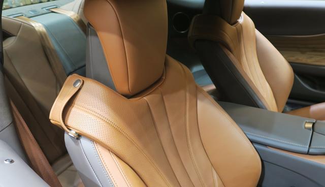 画像2: ラグジュアリークーベ「LC」の特別仕様車「PATINA Elegance」