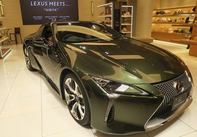 画像1: ラグジュアリークーベ「LC」の特別仕様車「PATINA Elegance」